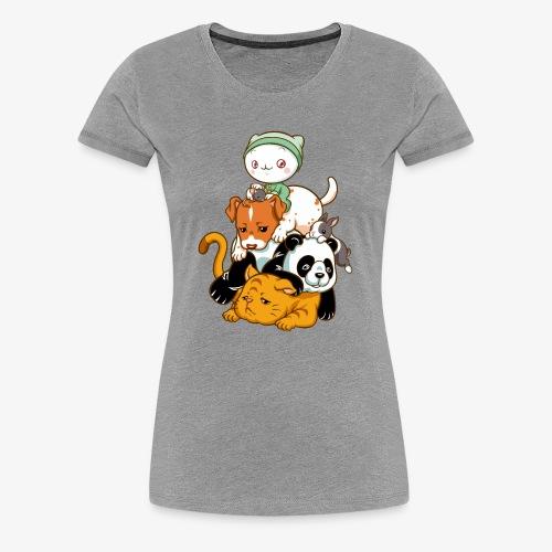 Camiseta Puni torre - Camiseta premium mujer