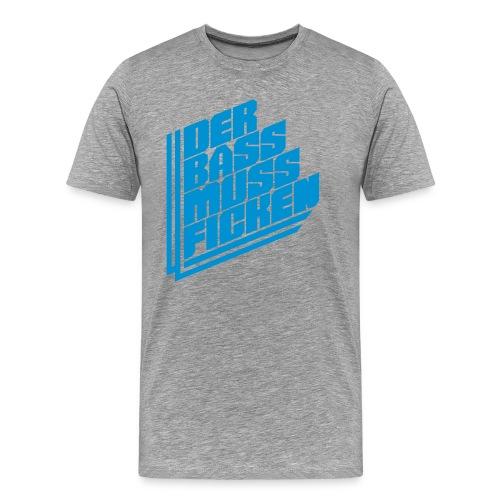 Der Bass Shirt - Männer Premium T-Shirt