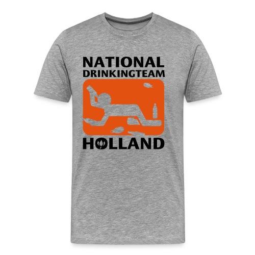 Team Holland Shirt - Männer Premium T-Shirt