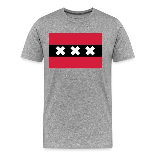 Hardcore XXX Shirt - Männer Premium T-Shirt