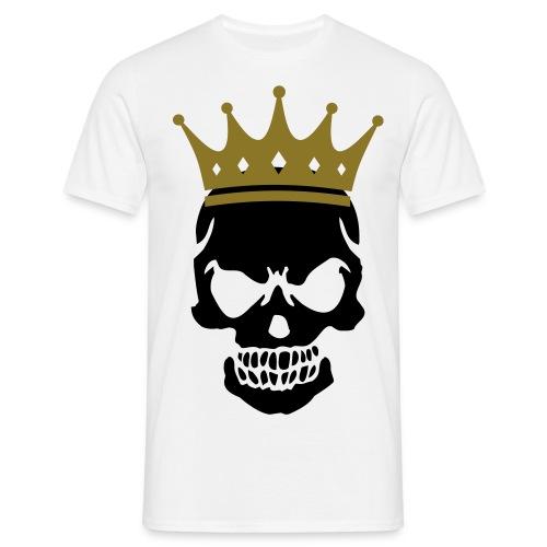 King Skull - Men's T-Shirt