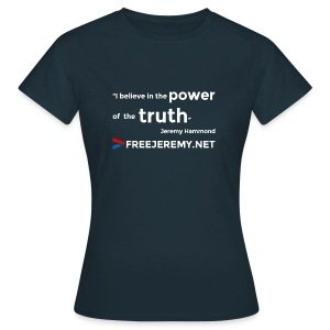 Jeremy Truth Quote Women's T-Shirt - Women's T-Shirt