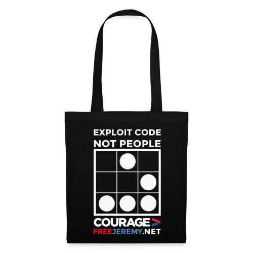 Free Jeremy Hacktivist Tote Bag - Tote Bag