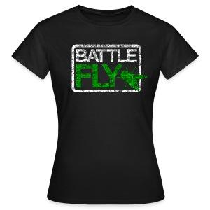 Bandshirt Fly3 - Frauen T-Shirt