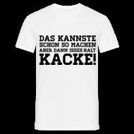 T-Shirts ~ Männer T-Shirt ~ Artikelnummer 30633973