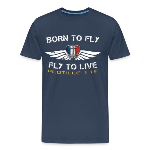 TSHIRT FLOTILLE 11F - T-shirt Premium Homme