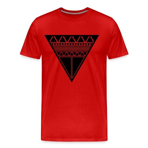 TR!ANGLE - Mannen Premium T-shirt