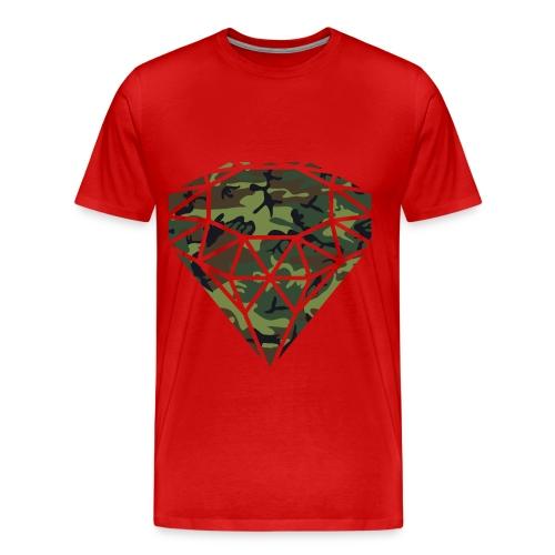 DMND - Mannen Premium T-shirt