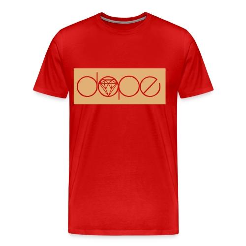 D0PE - Mannen Premium T-shirt