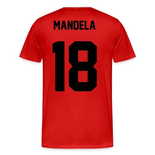 MANDELA - Mannen Premium T-shirt