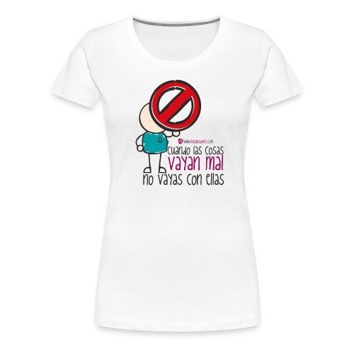 Prohibido - Camiseta premium mujer