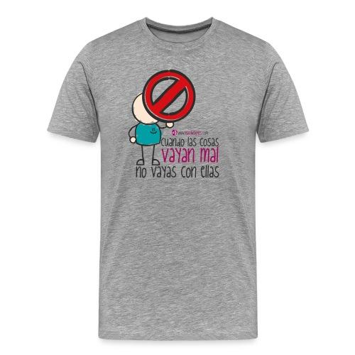 Prohibido - Camiseta premium hombre