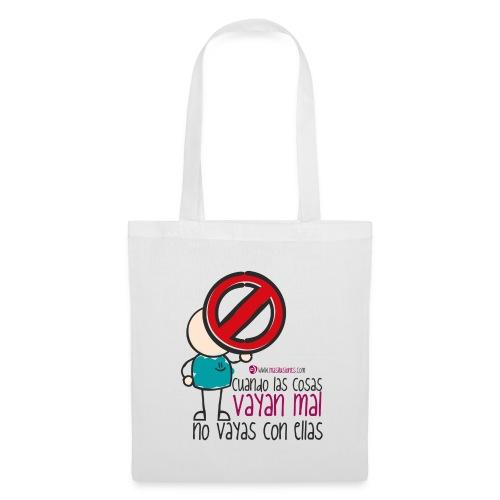 Prohibido - Bolsa de tela