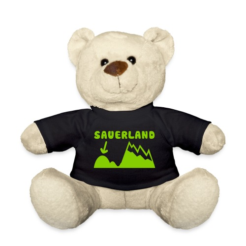 Hügelland - Teddy