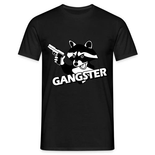 T-shirt gangster - T-shirt Homme