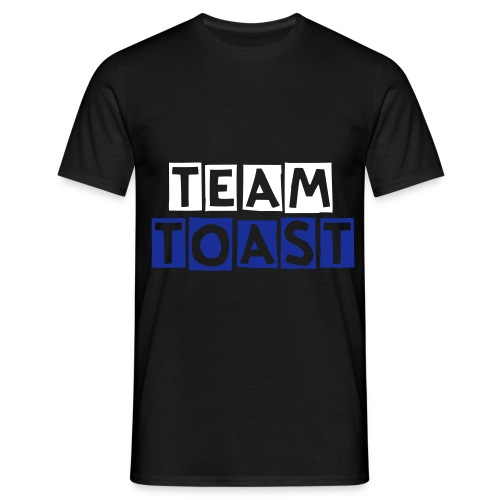 Team Toast Herre - Herre-T-shirt