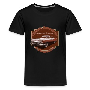 Teenage Premium T-Shirt Ford Skyliner | Classic American Automotive  - Teenage Premium T-Shirt