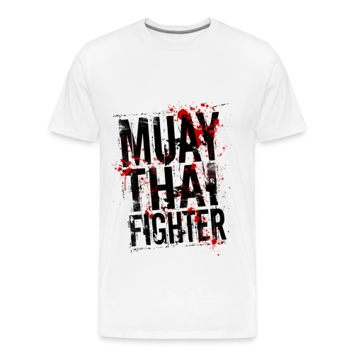 muay thai fighter - T-shirt Premium Homme