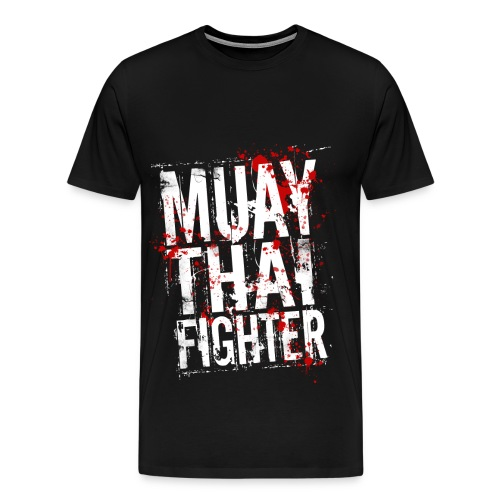 muay thai fighter - T-shirt Premium Homme
