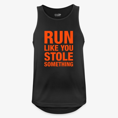 Motivation Running Clothing - Men's Breathable Tank Top