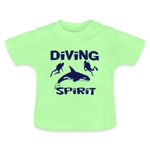 Diving Spirit - Baby T-Shirt