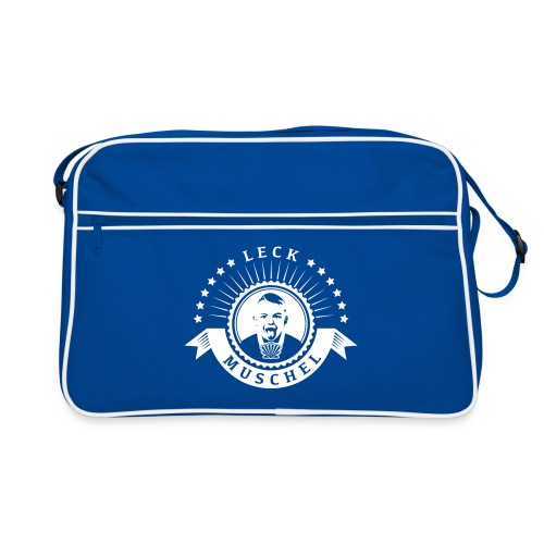 Leckmuschel Bag - Retro Tasche