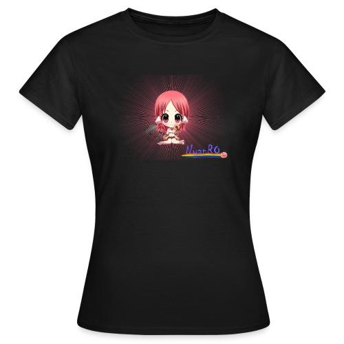 NyanRo Shirt Sura - Frauen T-Shirt