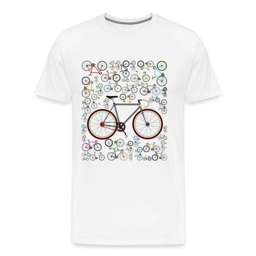 Fixie - Men's Premium T-Shirt