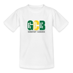 GCB Darmstadt Jugend - Teenager T-Shirt