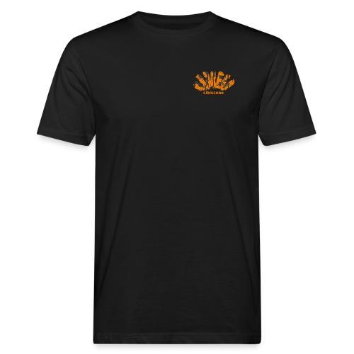 sibiszene logo - Männer Bio-T-Shirt