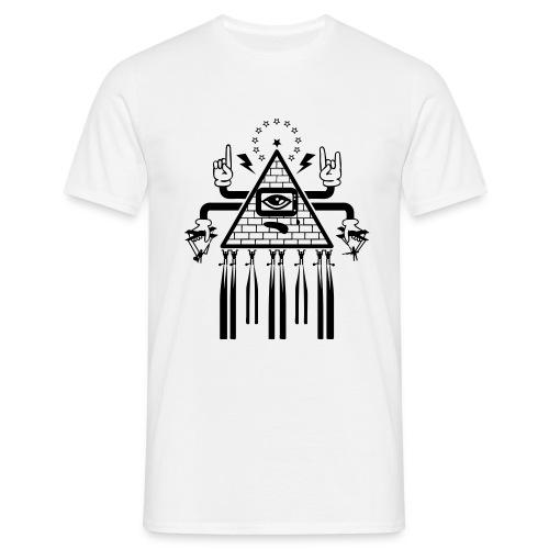 T-shirt nwo - T-shirt Homme
