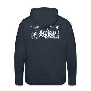 Mannen sweater - Mannen Premium hoodie