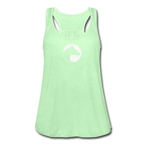 Ying - Yang - Summertop for Women Spring Glitter (Print: White Glitter) - Frauen Tank Top von Bella