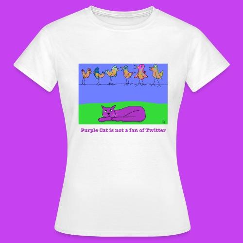 Twitter - Women's T-Shirt