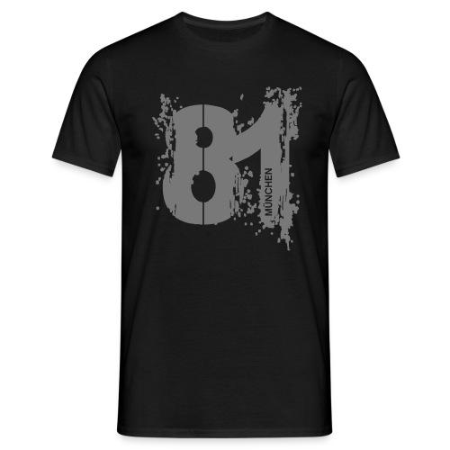 City_81_München Motiv T-Shirt - Männer T-Shirt