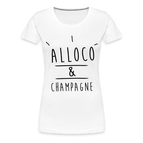 A&C Women tee - T-shirt Premium Femme