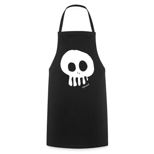 Skull - Schürze - Kochschürze