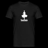 T-Shirts ~ Männer T-Shirt ~ Tanzbär