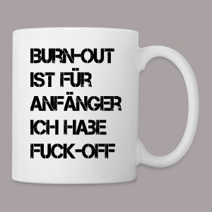 Statement-Tasse Burnout - Tasse