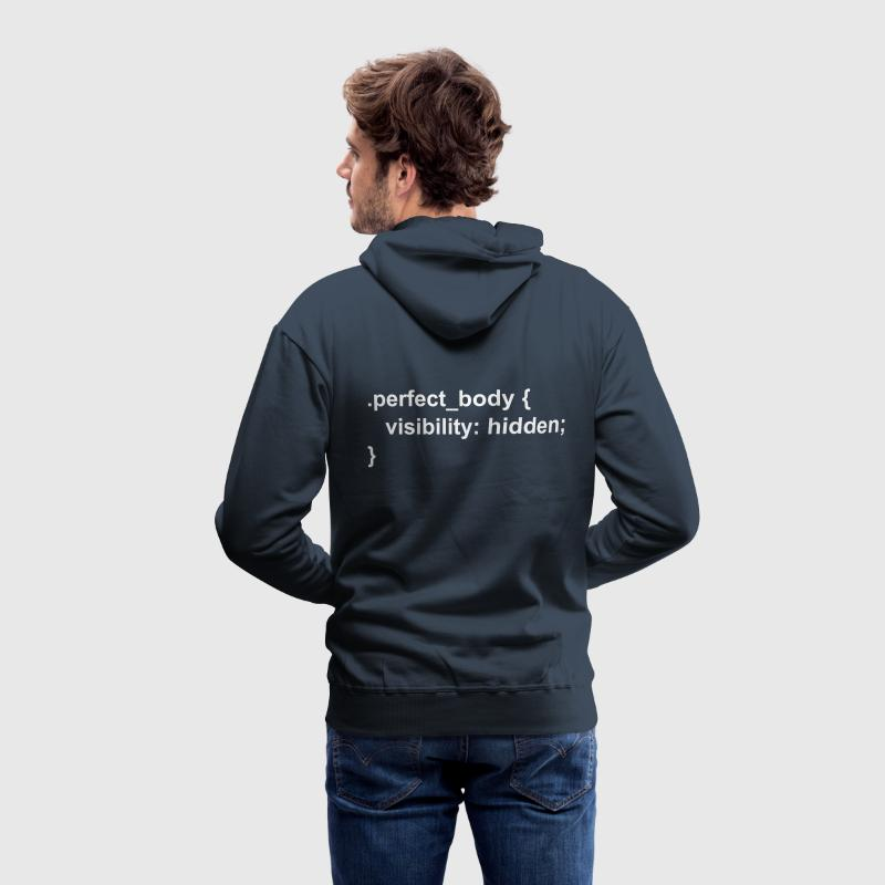 CSS Perfect Body Pullover & Hoodies - Männer Premium Hoodie