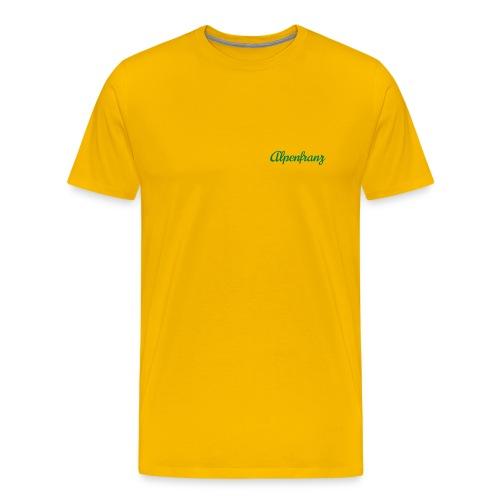Alpenfranz klassisch - Männer Premium T-Shirt