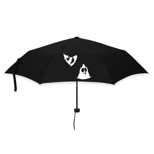 Paraguas plegable fantasmitas - Paraguas plegable