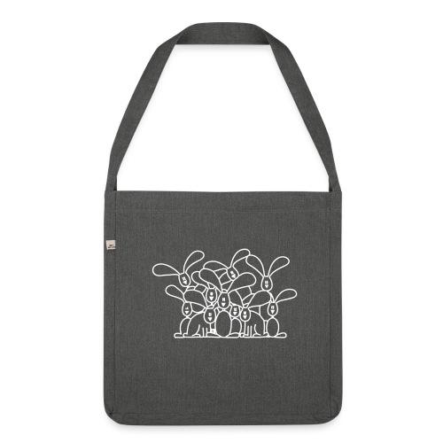 Stofftasche - Schultertasche aus Recycling-Material
