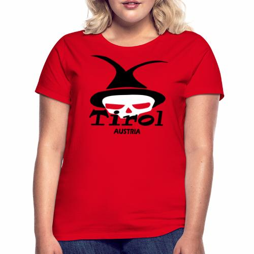 Frauen T-Shirt - wiesn,tracht.,tirolerhut,südtirol,oktoberfest,mundart,lederhose,i love tirol,heimat,gaudishirt,dirndl,bayern