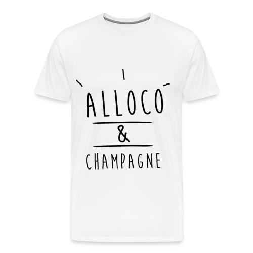 A&C Unisex Premium  - T-shirt Premium Homme