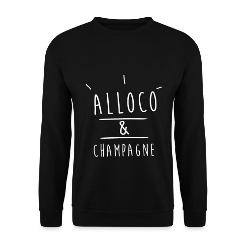 A&C Men Sweet - Sweat-shirt Homme