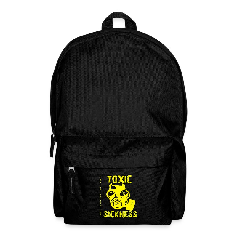 NEW Toxic Sickness Rucksack  - Backpack
