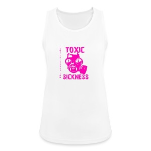 NEW Women's  Toxic Sickness Tank Top Vest - Women's Breathable Tank Top