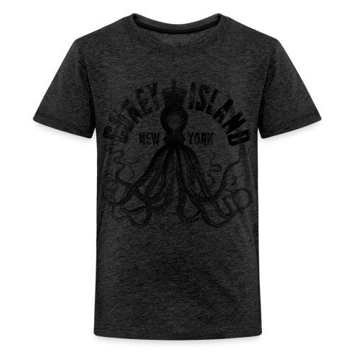 Coney Island Queen - Ado - T-shirt Premium Ado