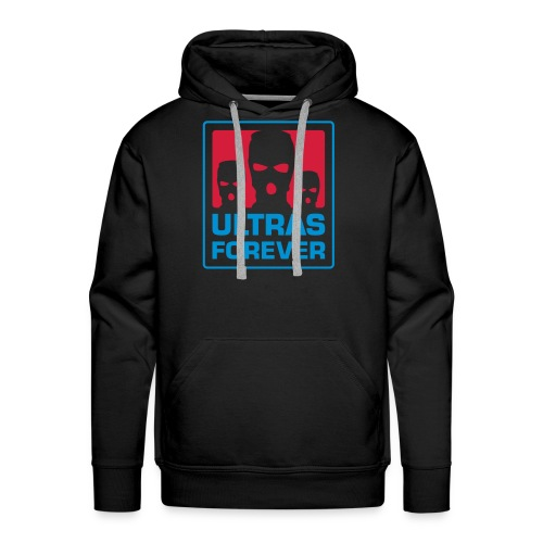 Sweat Ultras Forever - Sweat-shirt à capuche Premium pour hommes